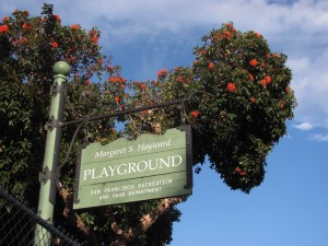 Margaret S Hayward Park
